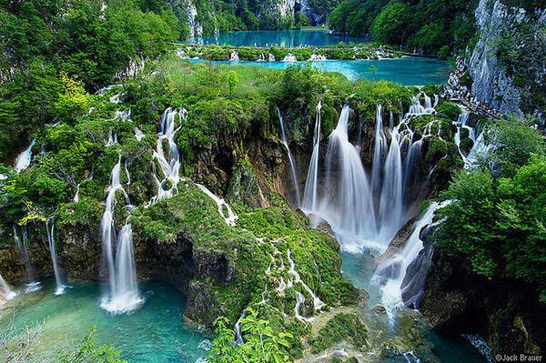 Las Más Espectaculares Maravillas Naturales - Lagos de Plitvice