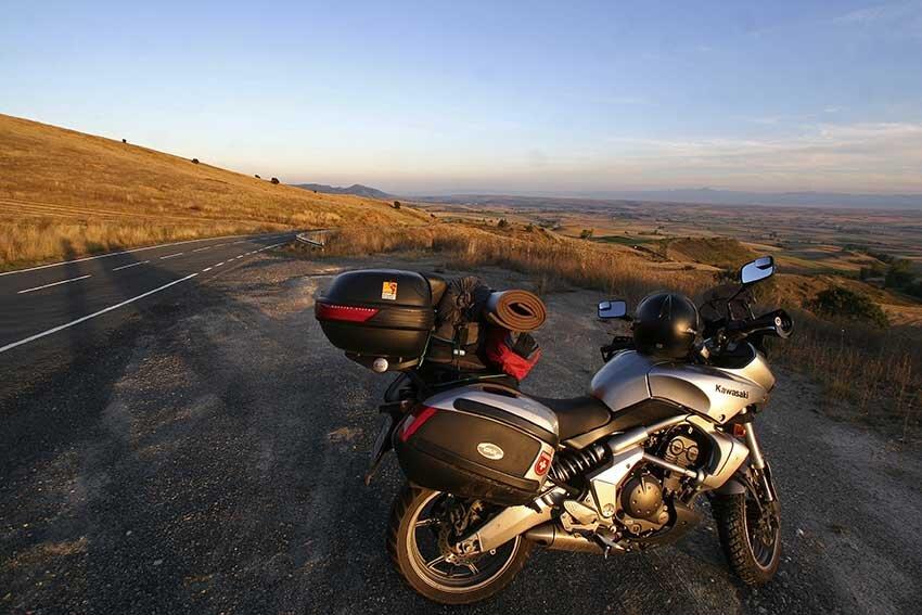 Consejos para Viajar en Moto (1)