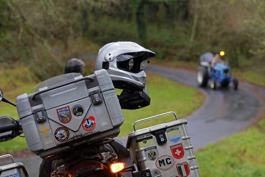 La Extraña Historia de las Motos Trail y Enduro
