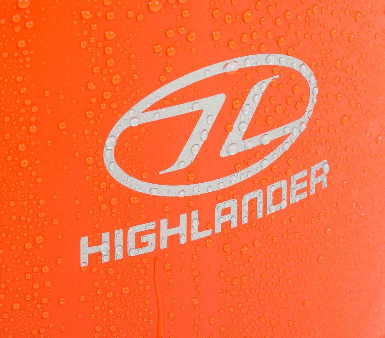 Bolsa Impermeable Highlander 16 Litros agua
