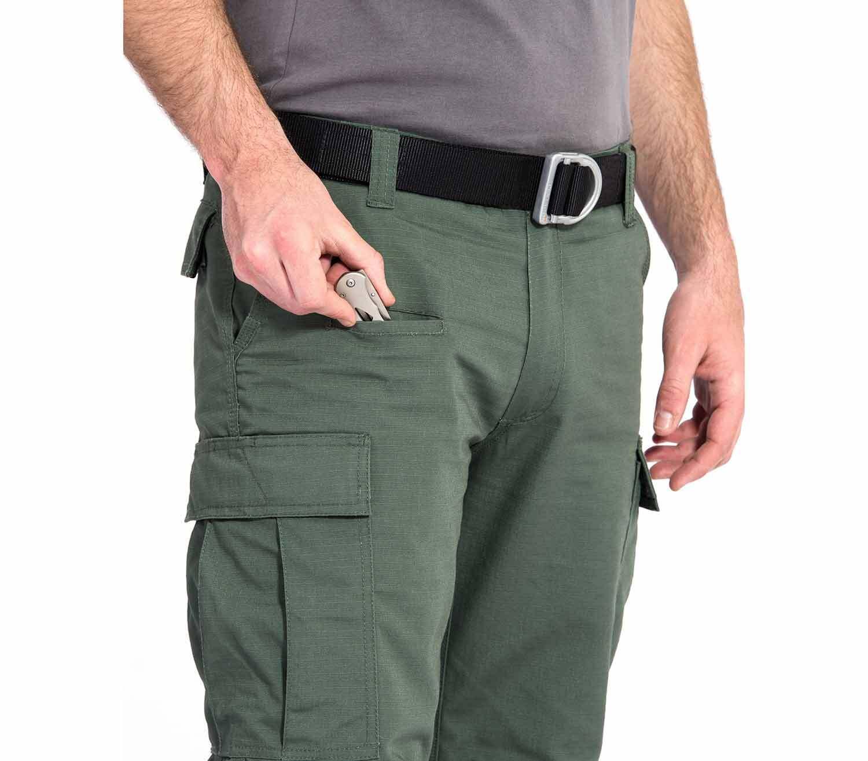 Pantalones Pentagon BDU 2.0 bolsillo frontal