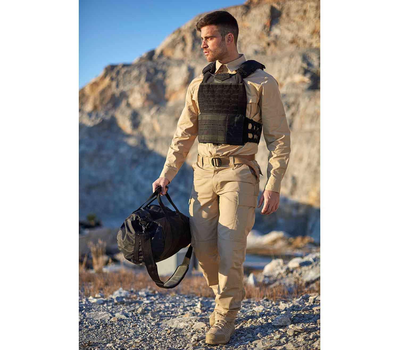 Pantalones Pentagon BDU 2.0 exterior caqui