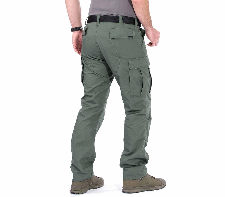 Pantalones Pentagon BDU 2.0 trasera angulo