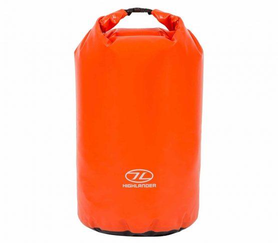 Bolsa Impermeable Highlander 44 litros Naranja