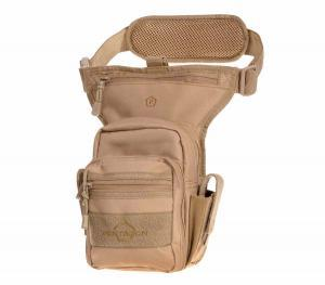 Bolsa de Cintura Pentagon Max-S 2.0