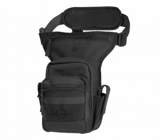 Bolsa de Cintura Pentagon Max-S 2.0 negro