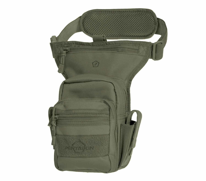 Bolsa de Cintura Pentagon Max-S 2.0 oliva