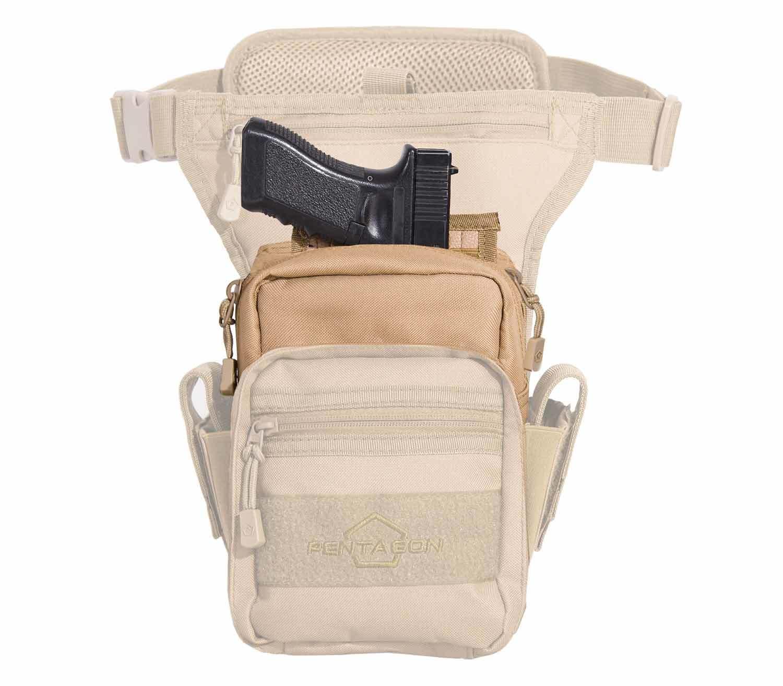 Bolsa de Cintura Pentagon Max-S 2.0 pistolera