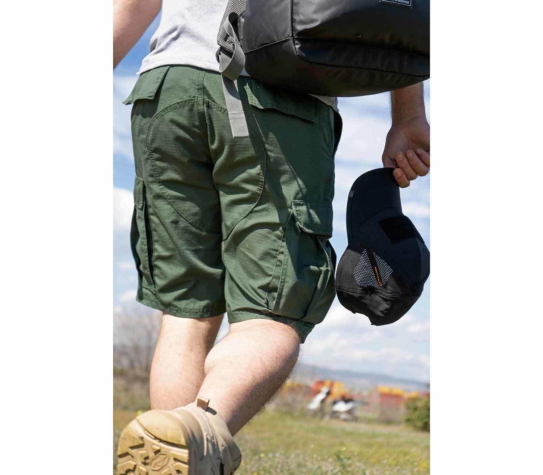 Pantalones Pentagon BDU 2.0 Short tras