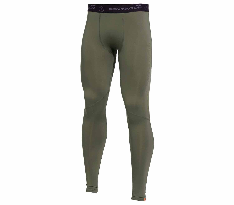 Pantalones Termicos Pentagon Kissavos 2.0 Verde Camo