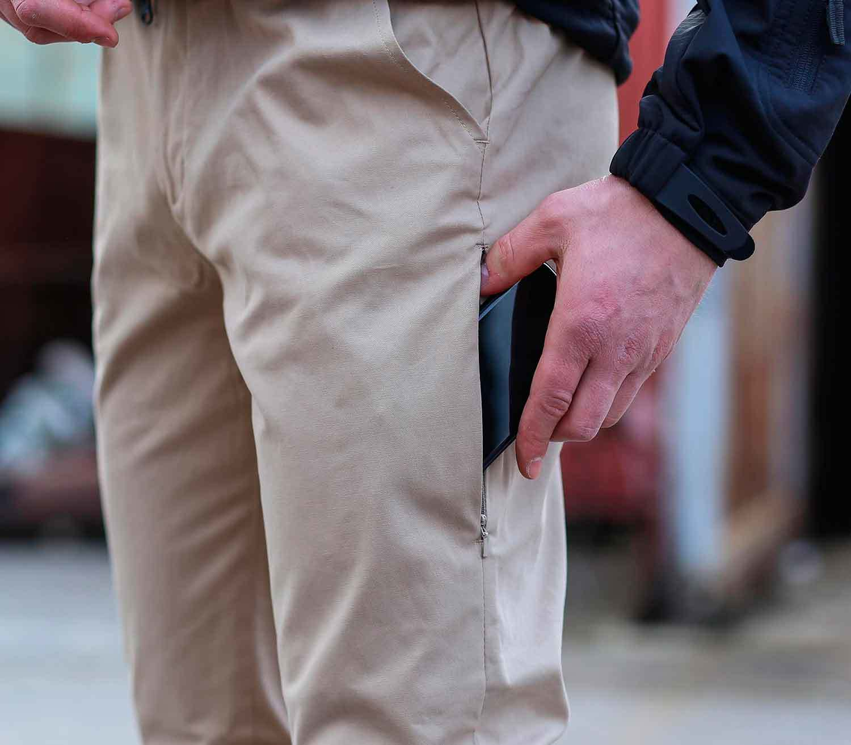 Pantalones Pentagon Tactical 2.0 bolsillos