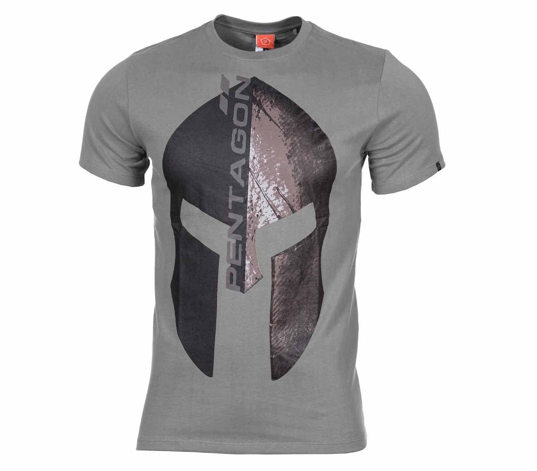 Camiseta Pentagon Eternity Lobo Gris