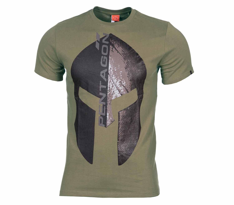 Camiseta Pentagon Eternity Oliva
