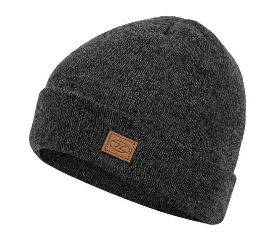 Gorro Thinsulate Highlander Carbón