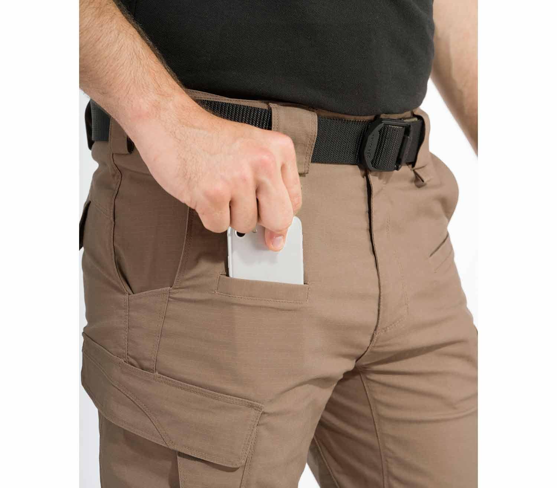 Pantalones Pentagon Aris Tactical bolsillo frontal