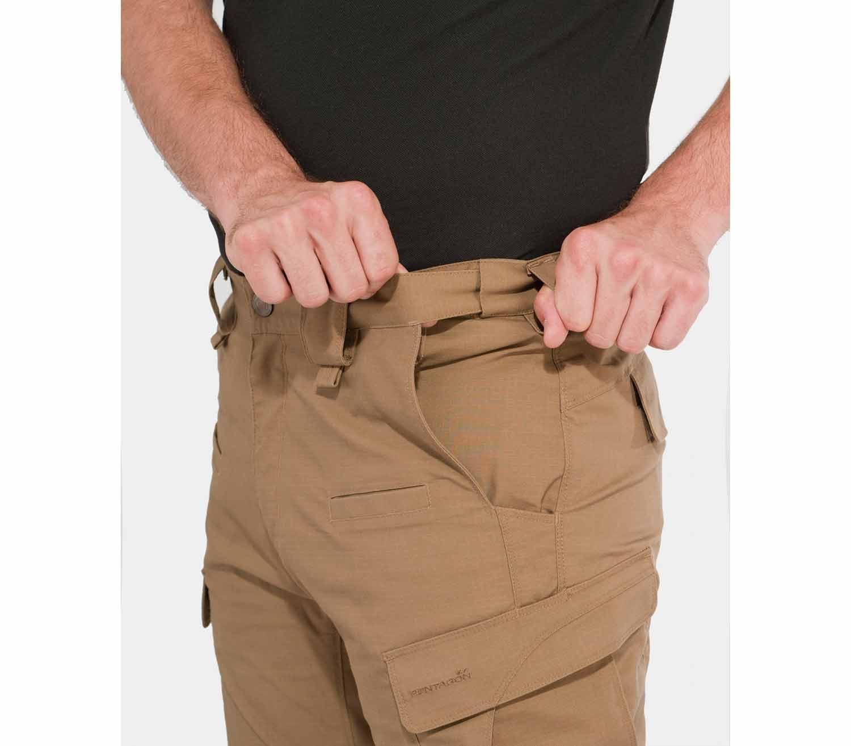 Pantalones Pentagon Aris Tactical cintura