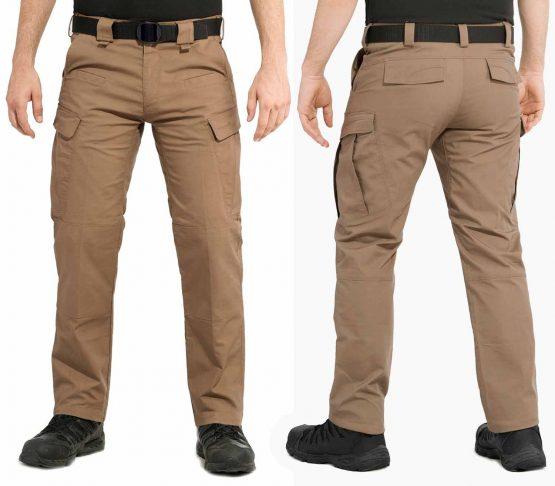 Pantalones Pentagon Aris Tactical principal 2