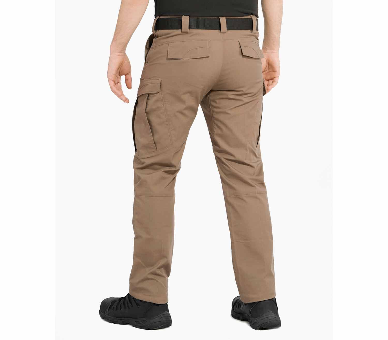 Pantalones Pentagon Aris Tactical trasera