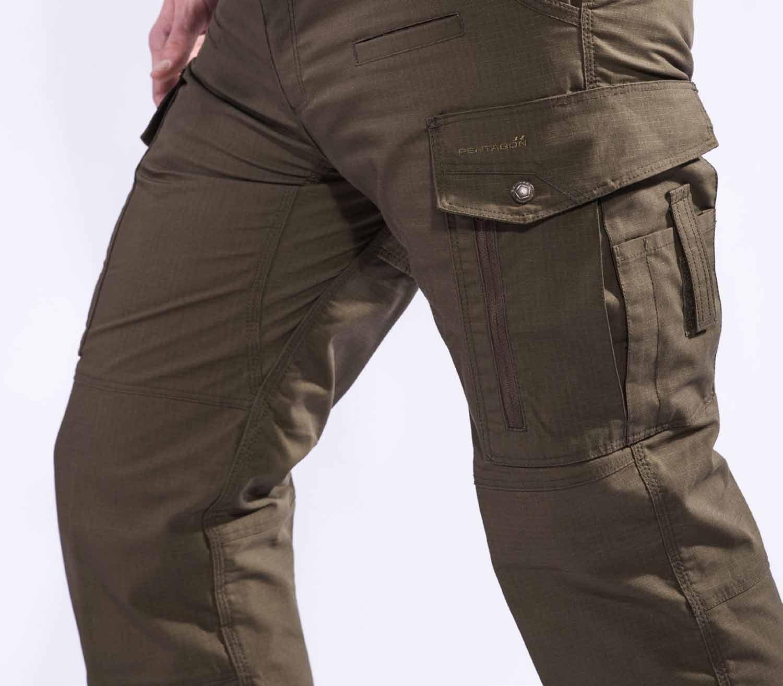 Pantalones Pentagon Ranger 2.0 bolsillo cargo