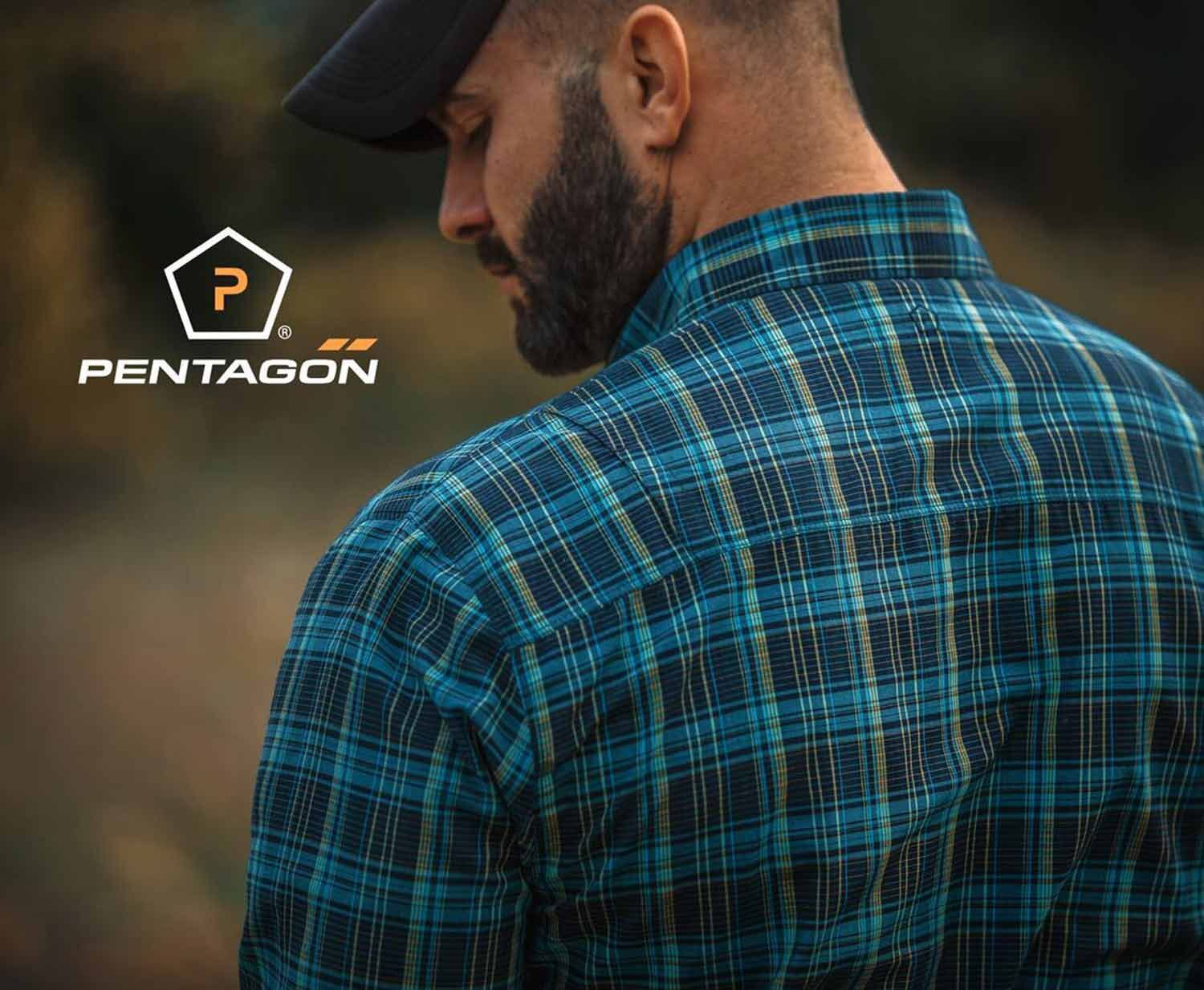 Camisa Pentagon QT Tactical Promo