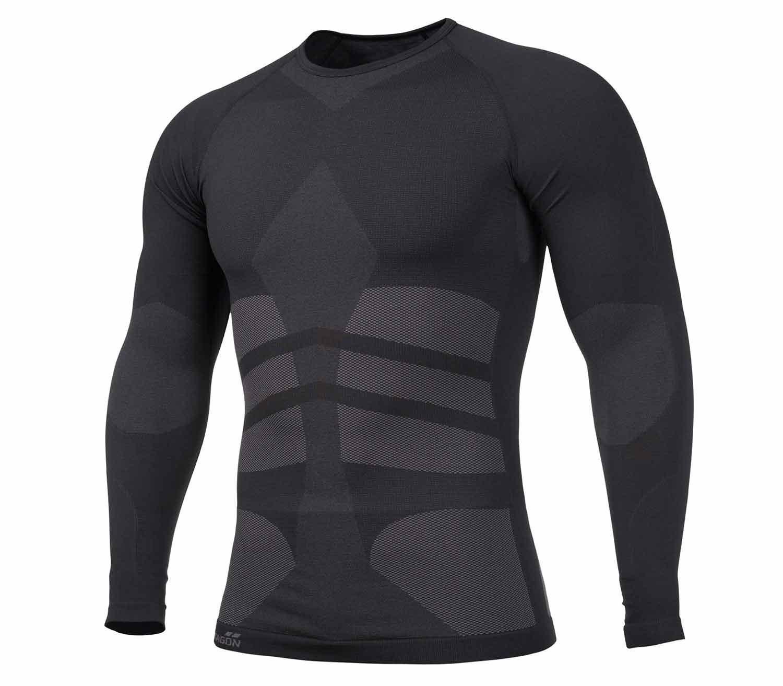 Camiseta Termica Pentagon Plexis Negro