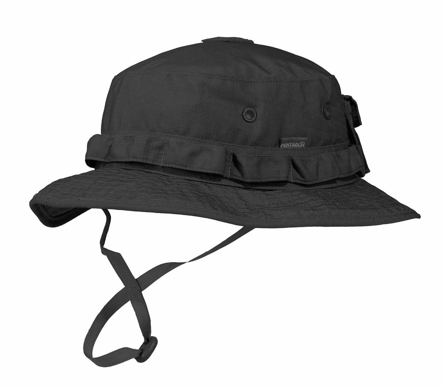 Gorro Pentagon Jungle Negro