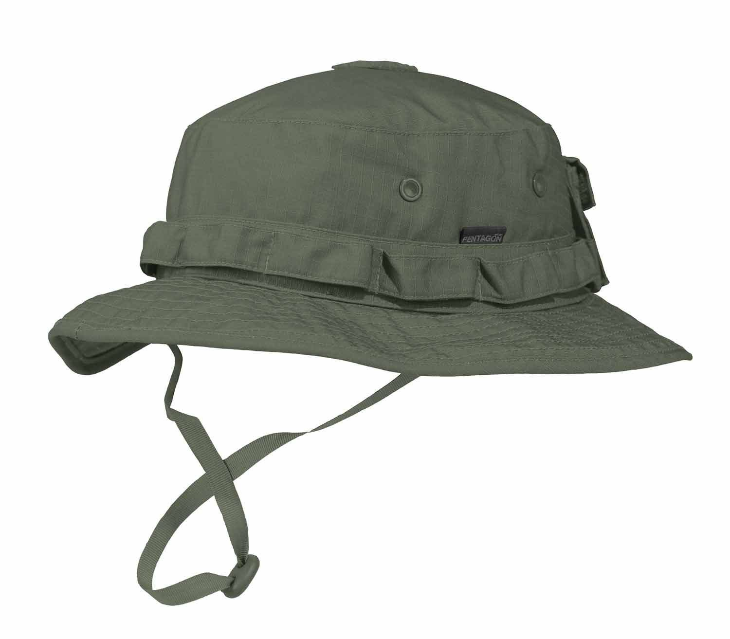 Gorro Pentagon Jungle Oliva