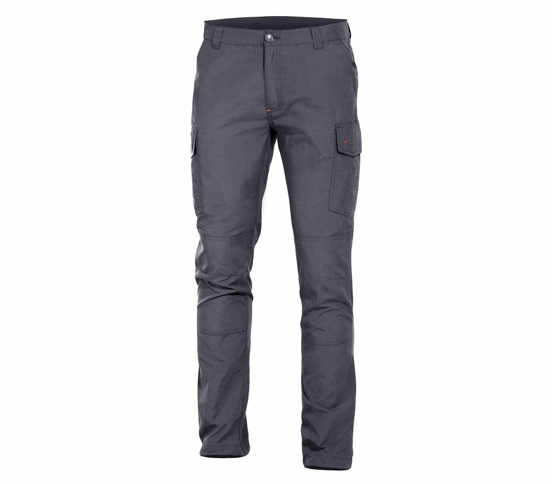 Pantalones Pentagon Gomati Gris Ceniza