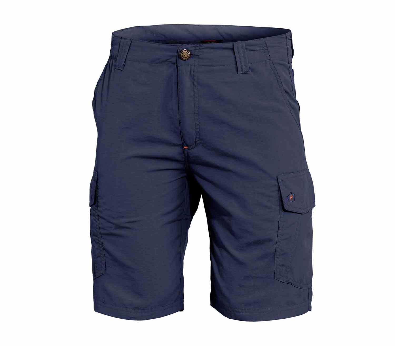 Pantalones Pentagon Gomati Short azul medianoche