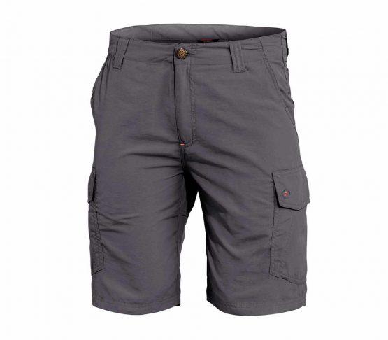Pantalones Pentagon Gomati Short gris ceniza