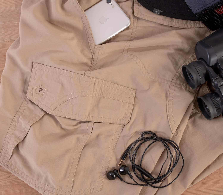 Pantalones Pentagon Gomati detalle