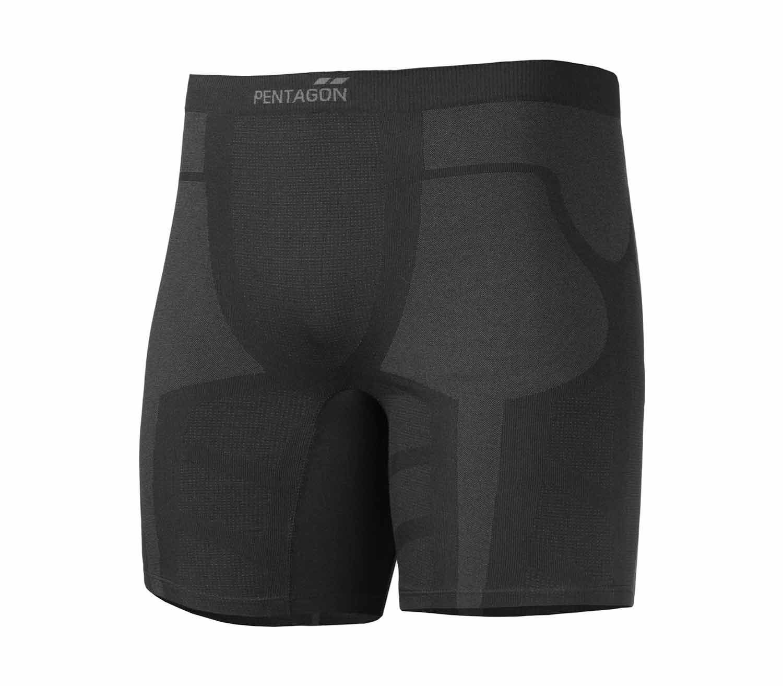 Pantalones Termicos Pentagon Plexis Cortos Negro
