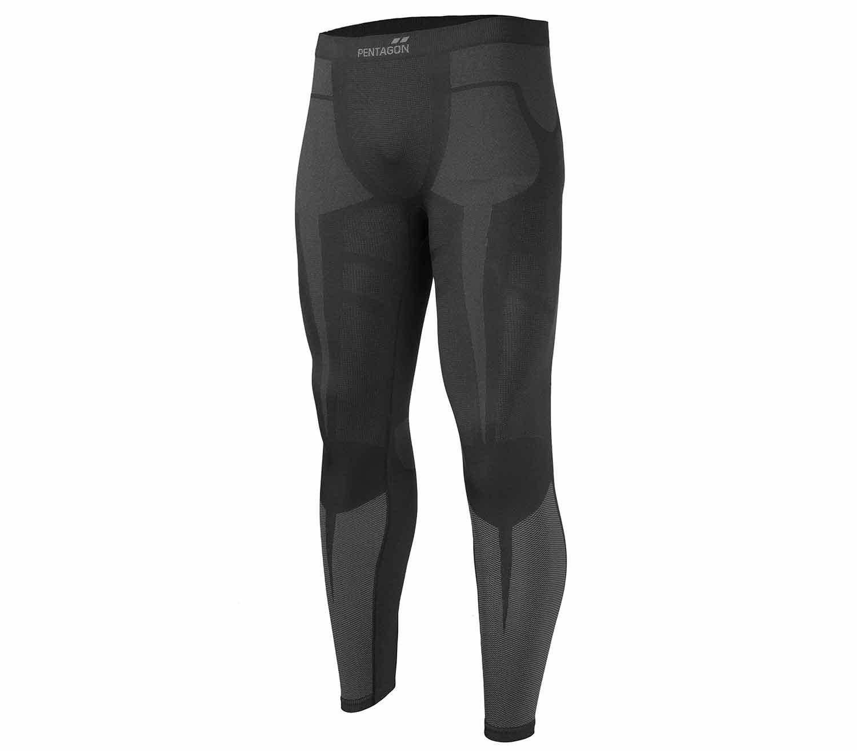 Pantalones Termicos Pentagon Plexis Negro