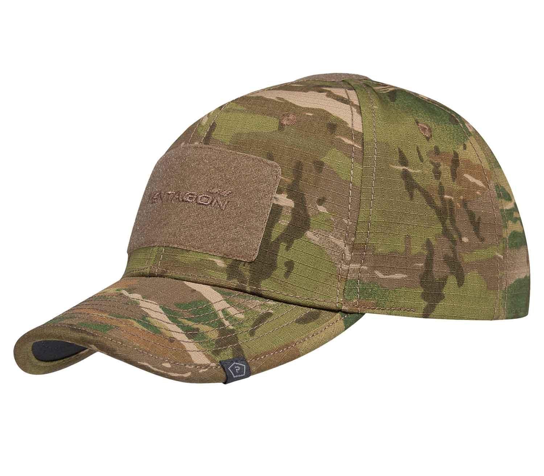 Gorra Pentagon BB Cap 2.0 Camo GrassMan