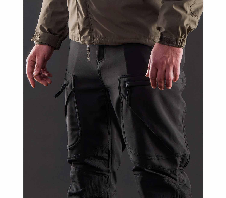 Pantalones Pentagon Hydra bolsillos