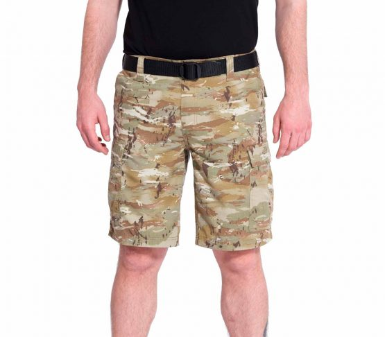 Pantalones Pentagon BDU 2.0 Short Camo frontal