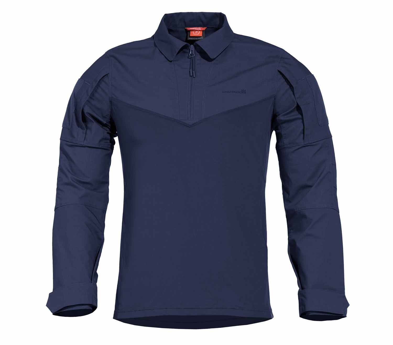 Camisa Tactica Pentagon Ranger Azul Medianoche