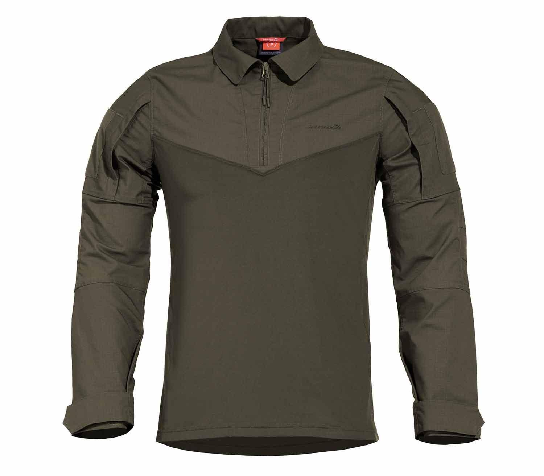 Camisa Tactica Pentagon Ranger Verde Ranger