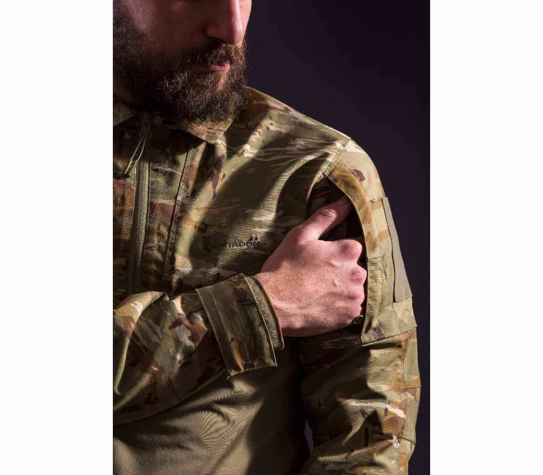 Camisa Tactica Pentagon Ranger bolsillo
