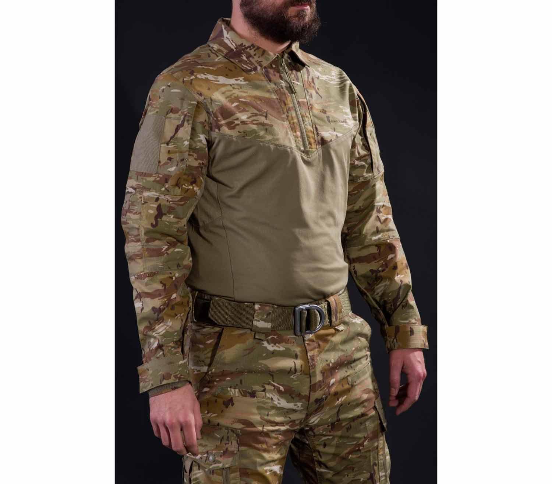 Camisa Tactica Pentagon Ranger camo