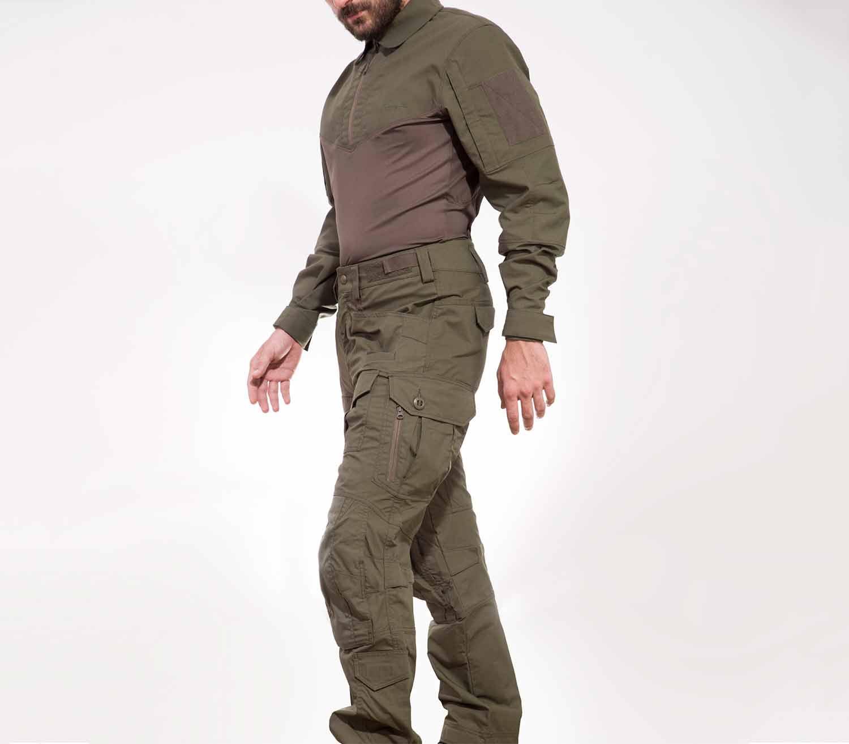 Camisa Tactica Pentagon Ranger lateral