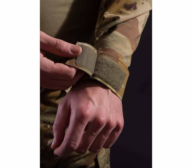 Camisa Tactica Pentagon Ranger velcro
