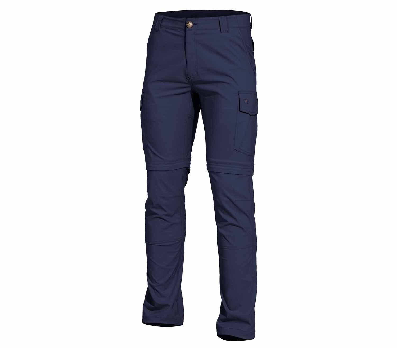 Pantalones Convertibles Pentagon Gomati XTR Azul Medianoche