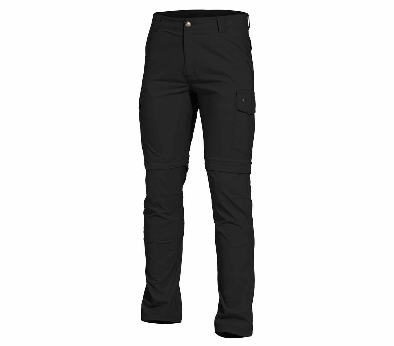 Pantalones Convertibles Pentagon Gomati XTR Negro