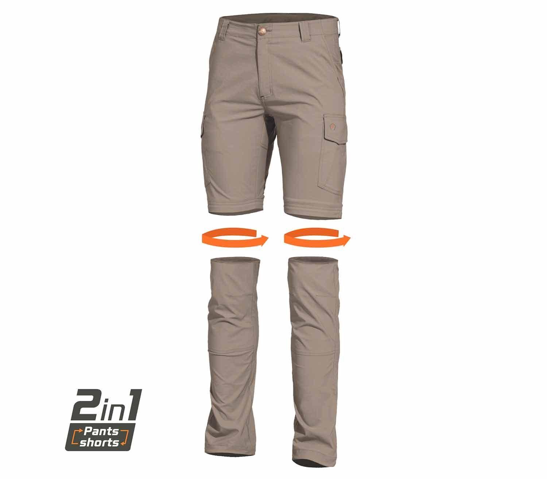Pantalones Convertibles Pentagon Gomati XTR conv
