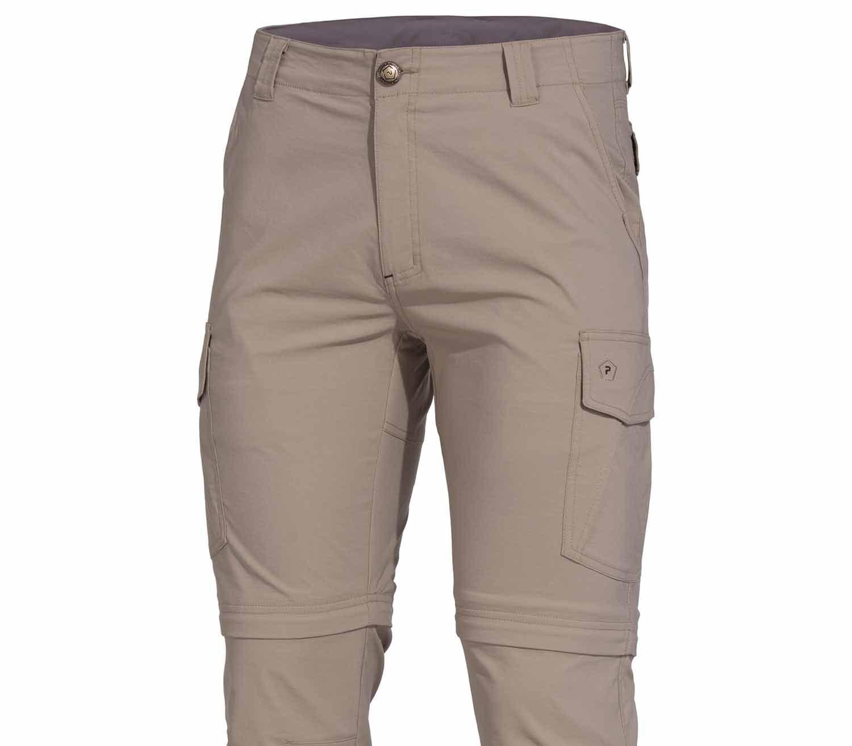 Pantalones Convertibles Pentagon Gomati XTR upper