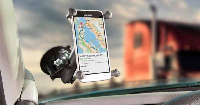Aparatos GPS contra Teléfonos Móviles