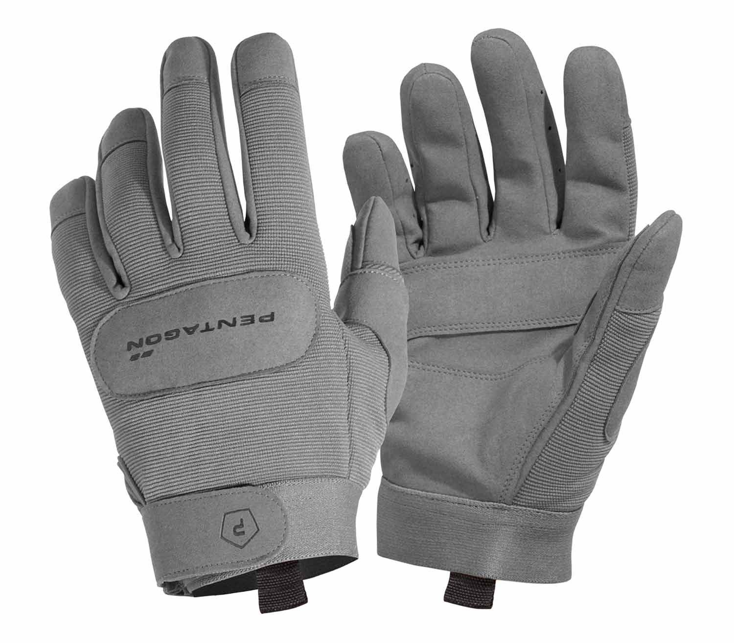 Guantes Pentagon Duty Mechanic Lobo Gris