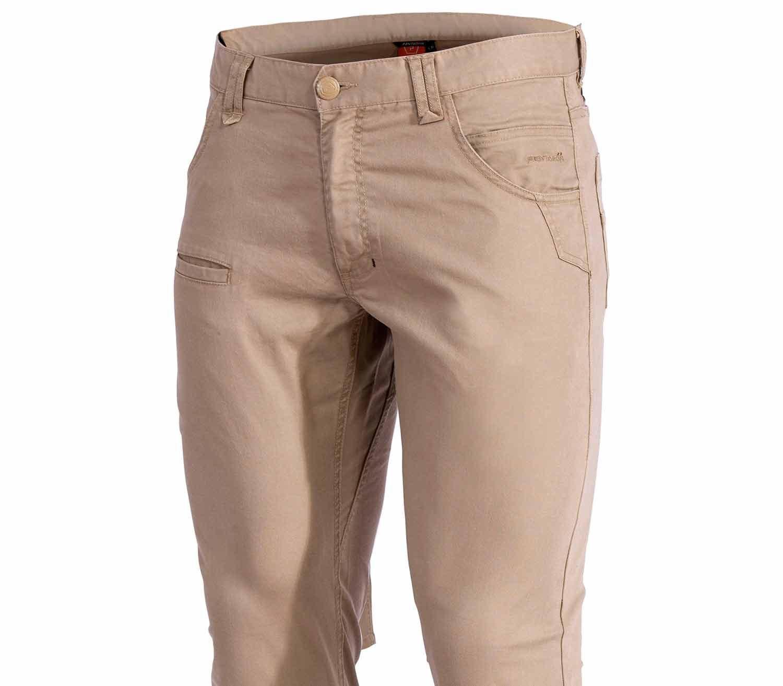Pantalones Pentagon Rogue Hero Caqui frontal