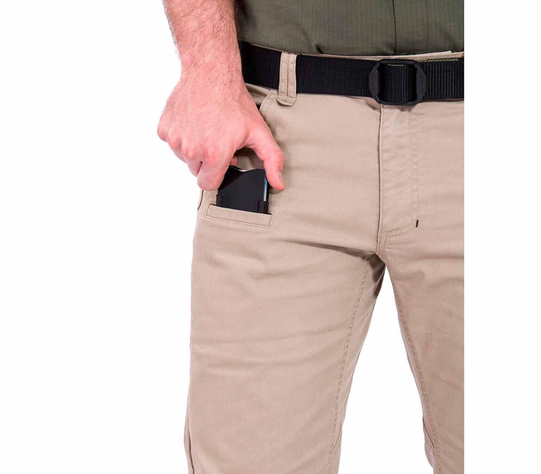 Pantalones Pentagon Rogue Hero bolsillo frontal